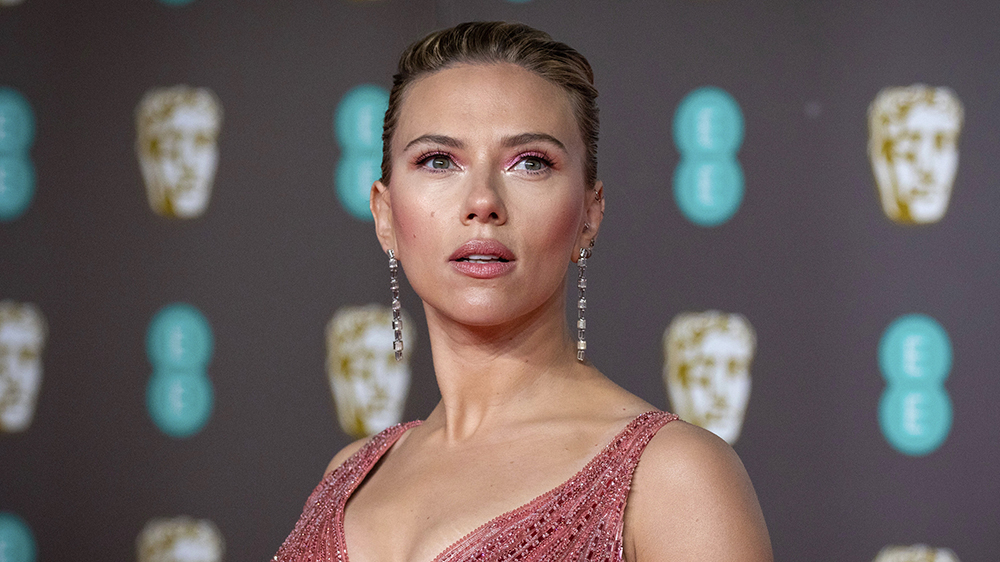 Scarlett Johansson comes to terms with Disney